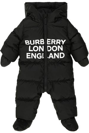 Burberry Quilted down onesie