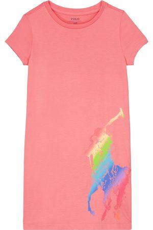 Ralph Lauren Cotton T-shirt dress