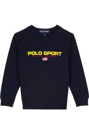 Ralph Lauren Polo Sport cotton-blend sweatshirt