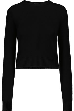 Jil Sander Dame Strikkegensere - Wool sweater