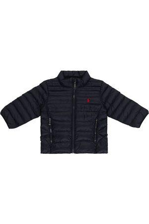 Ralph Lauren Baby quilted nylon jacket