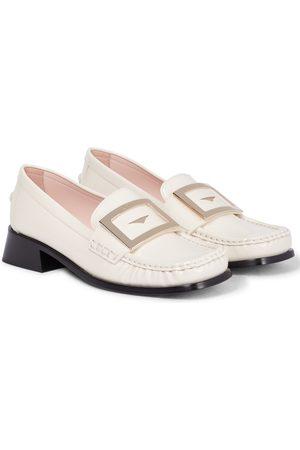 Roger Vivier Preppy Viv' patent leather loafers