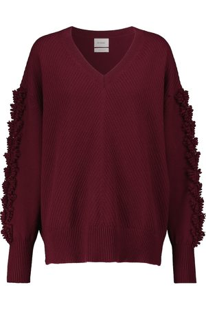 Barrie Ribbed-knit cashmere sweater