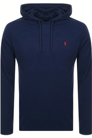 Ralph Lauren Long Sleeved Hooded T Shirt