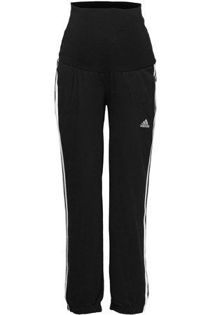 adidas Performance Essentials Cotton 3-Stripes Pants W Joggebukser Pysjbukser