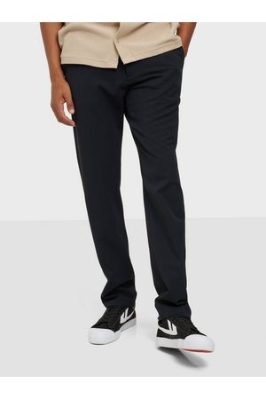 Les Deux Herre Chinos - Como Reg Suit Pants Bukser Dark Navy
