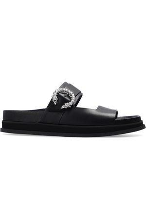 Jimmy Choo Dame Flip flops - 'Marga' slides