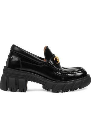 Gucci Dame Loafers - Women's loafer with Horsebit