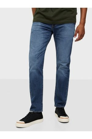 Levis Herre Tapered - 502 Taper Squeezy Junction Jeans Indigo
