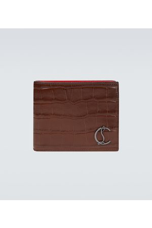 Christian Louboutin Coolcard leather wallet