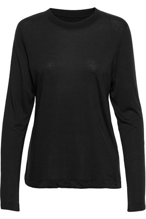Casall Ease Crew Neck T-shirts & Tops Long-sleeved