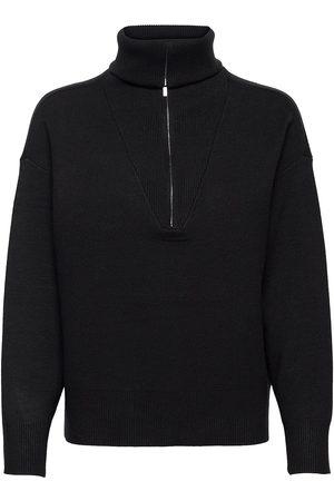 Gestuz Talligz Zipper Pullover Strikket Genser