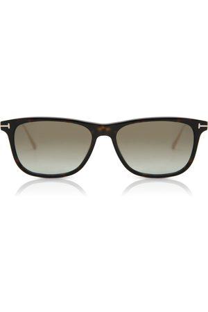 Tom Ford Herre Solbriller - Solbriller FT0813 CALEB 52G