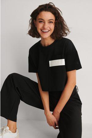 Calvin Klein Logo Crop Top
