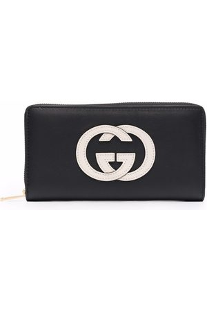 Gucci Herre Lommebøker - GG monogram leather wallet