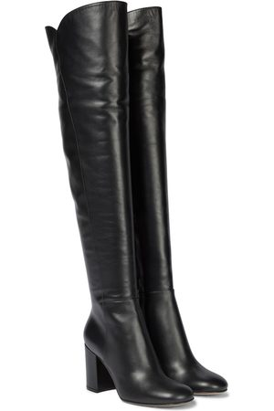 Gianvito Rossi Heeled 85 leather boots
