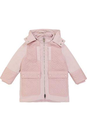 Burberry Kids Cowan puffer jacket