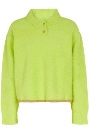 Jacquemus Le Polo Neve polo sweater