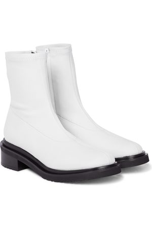 By Far Kah leather ankle boots