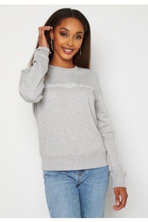 Calvin Klein Institutional Core Logo CN 038 L Grey Heather XS