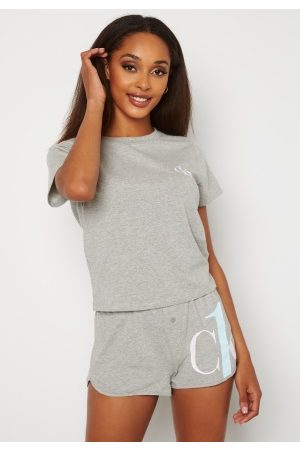 Calvin Klein S/S Short Set JQ6 Grey/Pearly Pink S