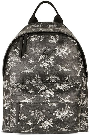 Giuseppe Zanotti Herre Ryggsekker - Bud floral-print backpack