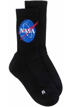 Balenciaga Dame Strømpebukser - X NASA space socks