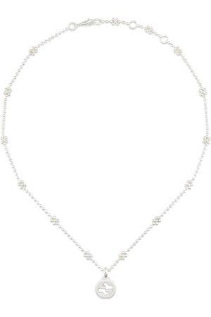 Gucci Dame Klokker - Interlocking G necklace in silver