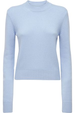 AG Cashmere Round Neck Sweater