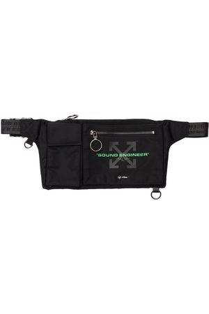OFF-WHITE Se Logo Belt Bag