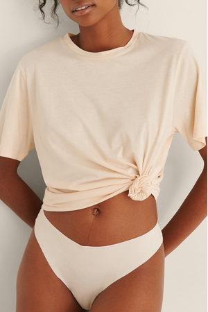 NA-KD Dame Pyjamaser - Oversized T-Skjorte Med Myk Komfort