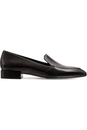 Aeyde Dame Loafers - 20mm Angi Leather Loafers