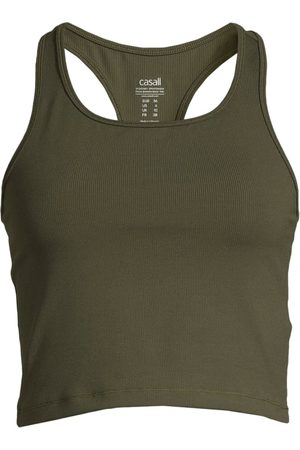 CASALL Dame Treningsgensere - Women's Bold Rib Crop Tank