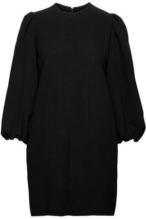Victoria Victoria Beckham Blouson Sleeve Shift Dress Dresses Cocktail Dresses