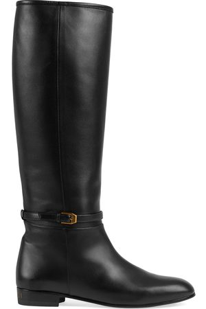 Gucci Women's knee-high boot with print