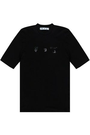 OFF-WHITE Logo-printed T-shirt
