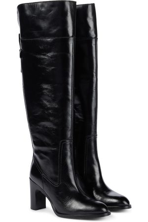 Chloé Annylee leather over-the-knee boots