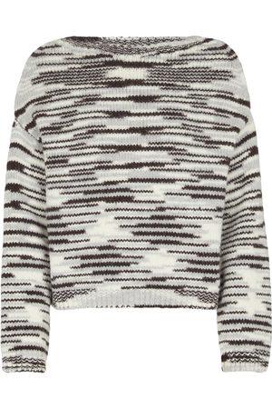 Missoni Long-sleeved wool-blend sweater