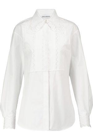 Paco rabanne Cotton poplin blouse