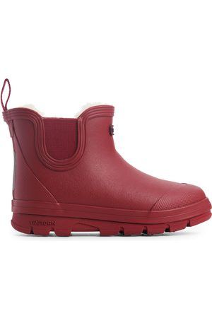 ARKET Chelsea boots - Tretorn Winter Chelsea Boots - Red