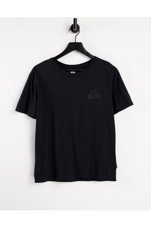 Quiksilver Standard t-shirt in black