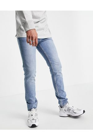 Weekday Friday jeans in pop blue