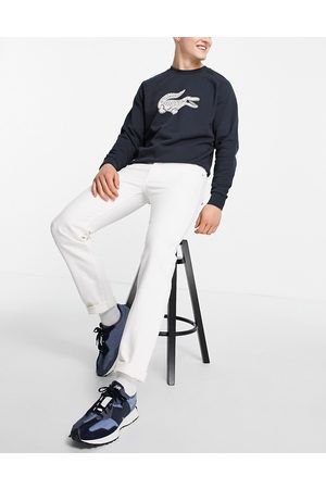 Lacoste Chino trousers-White