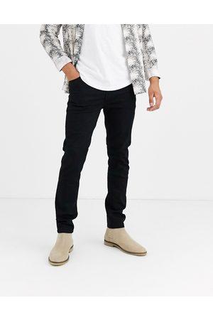 ASOS 12.5oz skinny jeans in black