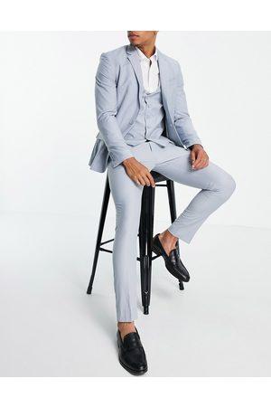 New Look Skinny suit trouser in pale blue