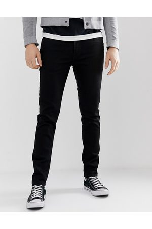 Levi's Levi's 512 slim tapered low rise jeans in black