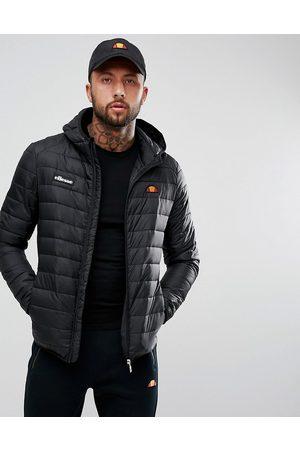 Ellesse Herre Vinterjakker - Lombardy padded jacket in black