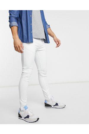 Brave Soul Skinny jeans in white