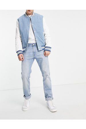 Weekday Easy Jeans in Poppy Blue