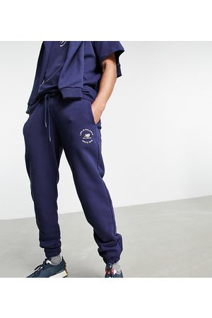 New Balance Life in balance joggers in navy - exclusive to ASOS